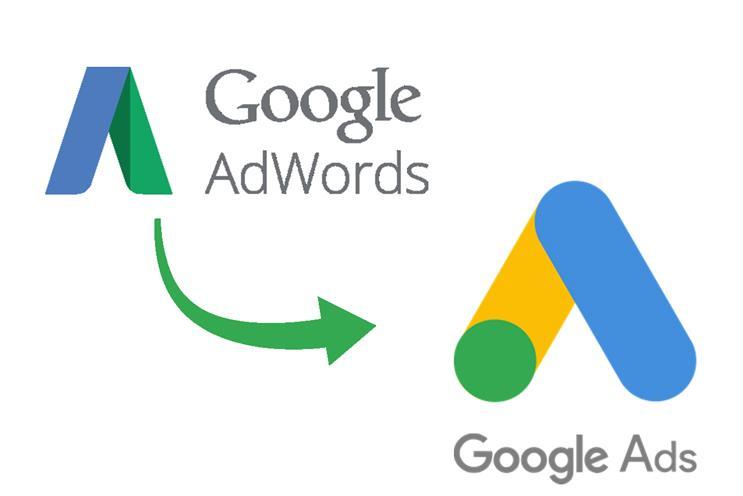 """""""Google AdWords"""" eros pabaiga? """"Google Ads"""" supaprastinta rinkodaros sistema"""
