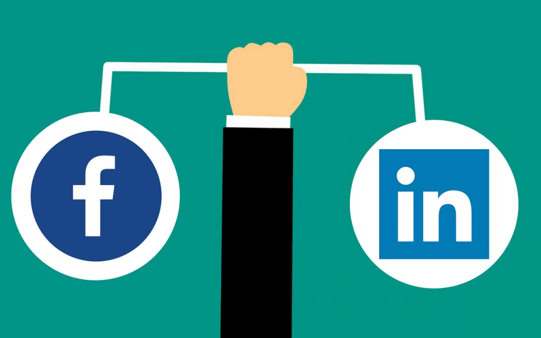 """""""LinkedIn"""" tobulina reklamos sklaidą: kuo ji panaši į  Facebook""""?"""